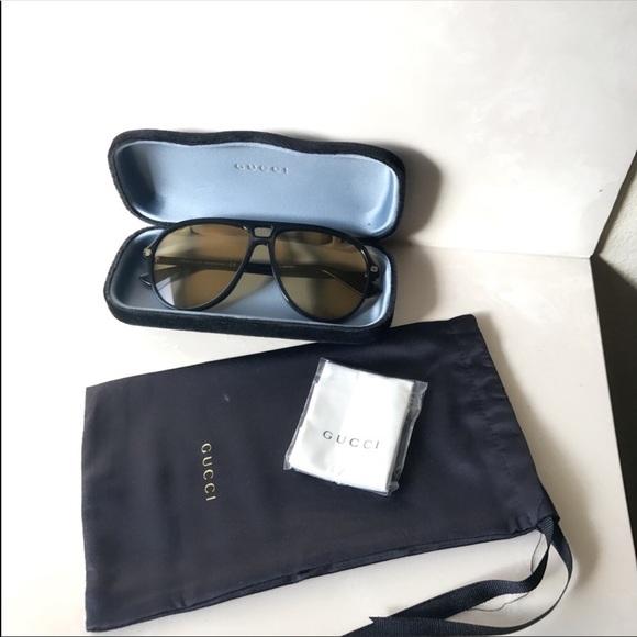 ae42957cc71 Brand new authentic Gucci Signature bee sunglasses